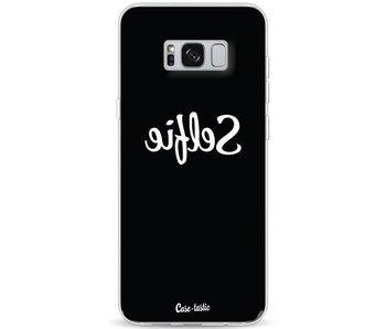 Selfie Backwards - Samsung Galaxy S8 Plus