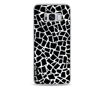 British Mosaic Black - Samsung Galaxy S8