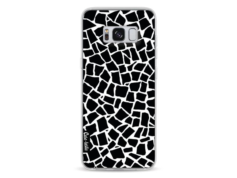 Casetastic Softcover Samsung Galaxy S8 - British Mosaic Black