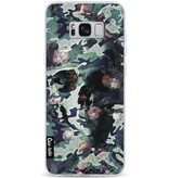 Casetastic Softcover Samsung Galaxy S8 Plus - Army Skull