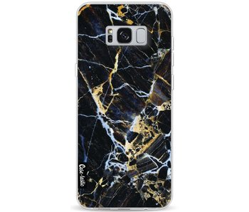Black Gold Marble - Samsung Galaxy S8 Plus