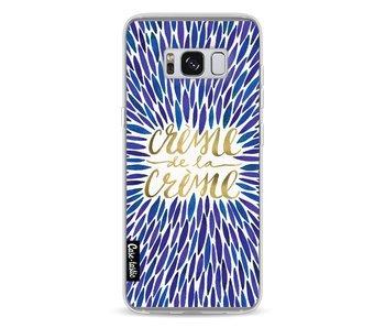Creme de la Creme Navy - Samsung Galaxy S8