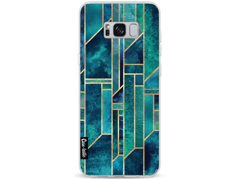 Casetastic Softcover Samsung Galaxy S8 Plus - Blue Skies