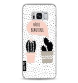 Casetastic Softcover Samsung Galaxy S8 - Cactus Love