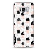 Casetastic Softcover Samsung Galaxy S8 - Cactus Print