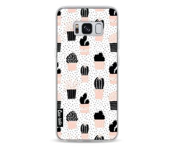 Cactus Print - Samsung Galaxy S8