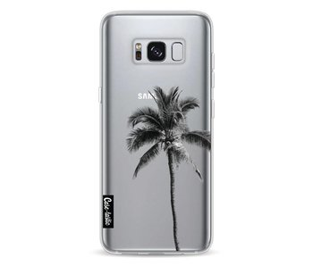 Palm Tree Transparent - Samsung Galaxy S8