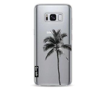 Palm Tree Transparent - Samsung Galaxy S8