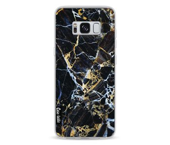 Black Gold Marble - Samsung Galaxy S8