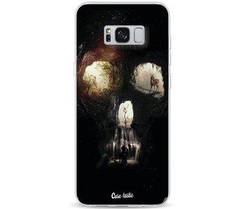 Cave Skull - Samsung Galaxy S8 Plus
