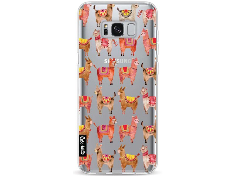 Casetastic Softcover Samsung Galaxy S8 Plus - Alpacas