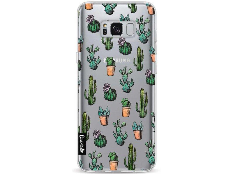 Casetastic Softcover Samsung Galaxy S8 Plus - Cactus Dream