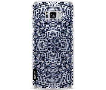Round Mandala - Samsung Galaxy S8 Plus