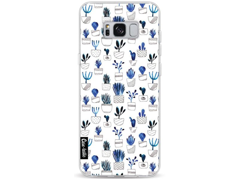Casetastic Softcover Samsung Galaxy S8 Plus - Blue Cacti