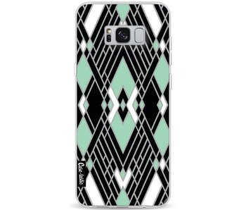 Art Deco Mint - Samsung Galaxy S8 Plus
