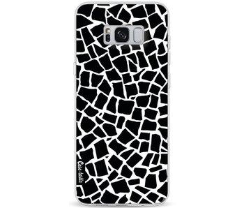 British Mosaic Black - Samsung Galaxy S8 Plus