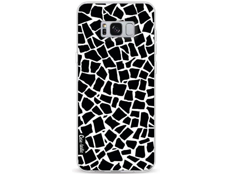 Casetastic Softcover Samsung Galaxy S8 Plus - British Mosaic Black
