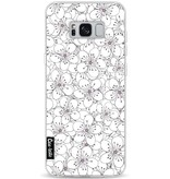 Casetastic Softcover Samsung Galaxy S8 Plus - Cherry Blossom Pink