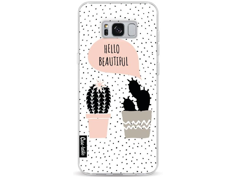 Casetastic Softcover Samsung Galaxy S8 Plus - Cactus Love