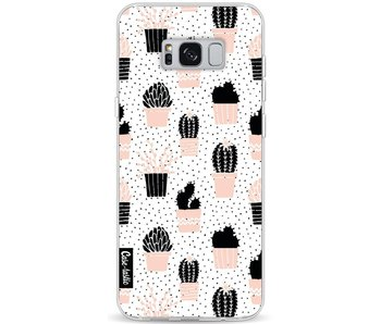 Cactus Print - Samsung Galaxy S8 Plus