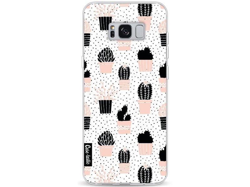 Casetastic Softcover Samsung Galaxy S8 Plus - Cactus Print