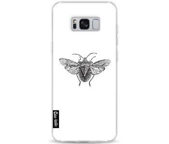 The Drawn Moth - Samsung Galaxy S8 Plus
