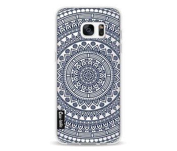Round Mandala - Samsung Galaxy S7 Edge