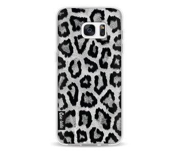 Grey Leopard - Samsung Galaxy S7 Edge