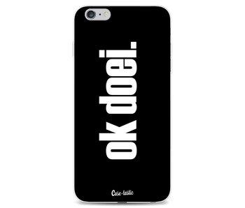 Ok doei. - Apple iPhone 6 Plus / 6s Plus