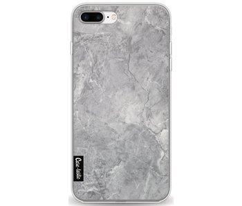 Grey Marble - Apple iPhone 7 Plus