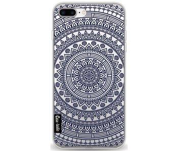 Round Mandala - Apple iPhone 7 Plus