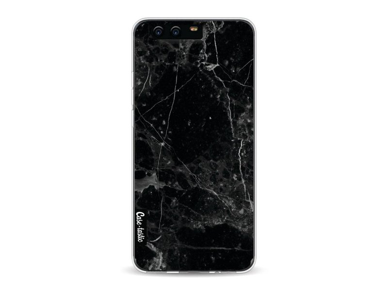 Casetastic Softcover Huawei P10 - Black Marble