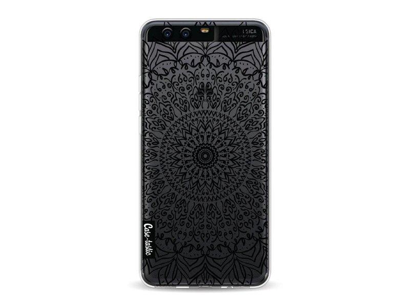 Casetastic Softcover Huawei P10 - Black Mandala
