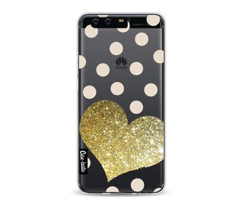 Glitter Heart - Huawei P10