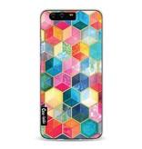 Casetastic Softcover Huawei P10 - Bohemian Honeycomb