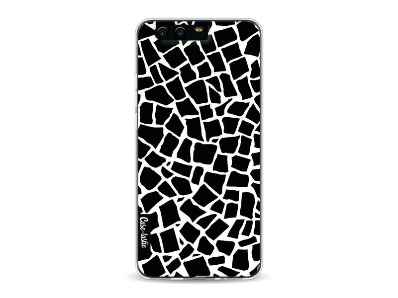 Casetastic Softcover Huawei P10 - British Mosaic Black