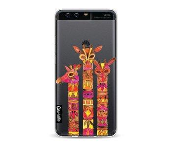 Fiery Giraffes - Huawei P10