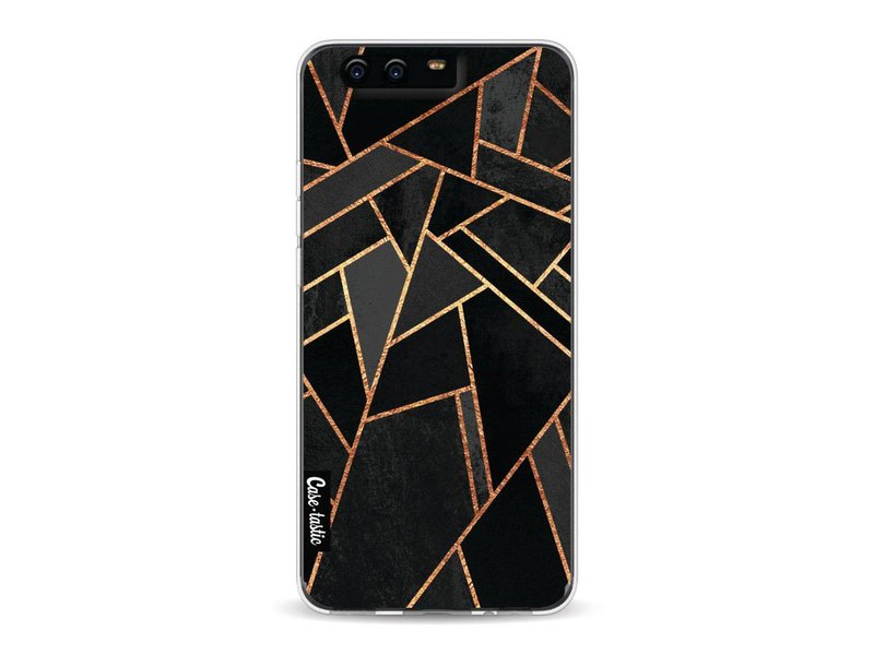 Casetastic Softcover Huawei P10 - Black Night