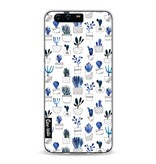 Casetastic Softcover Huawei P10 - Blue Cacti