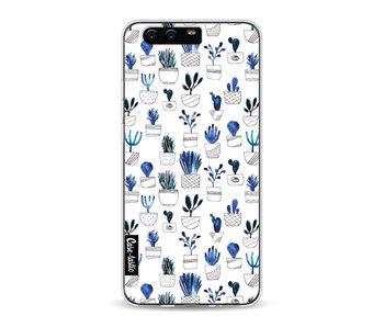 Blue Cacti - Huawei P10