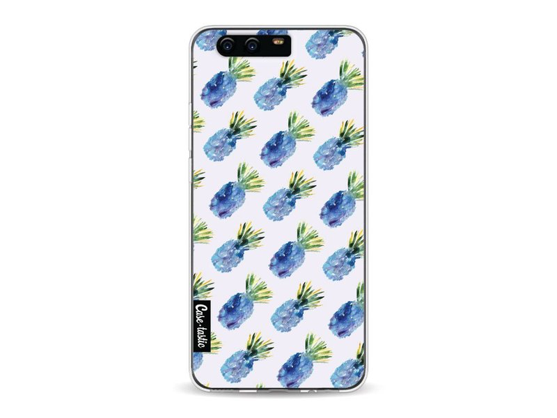 Casetastic Softcover Huawei P10 - Blue Pineapples