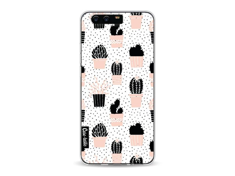 Casetastic Softcover Huawei P10 - Cactus Print