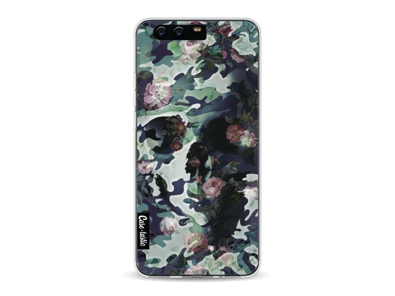 Casetastic Softcover Huawei P10 - Army Skull