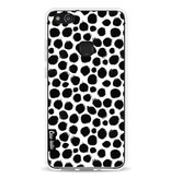 Casetastic Softcover Huawei P10 Lite - Black Dotted
