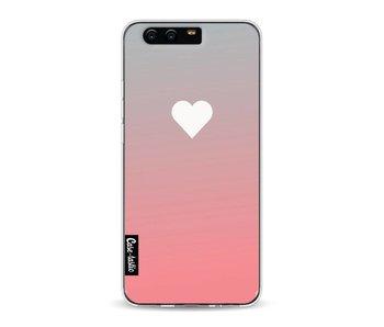 Peach Heart Fade - Huawei P10