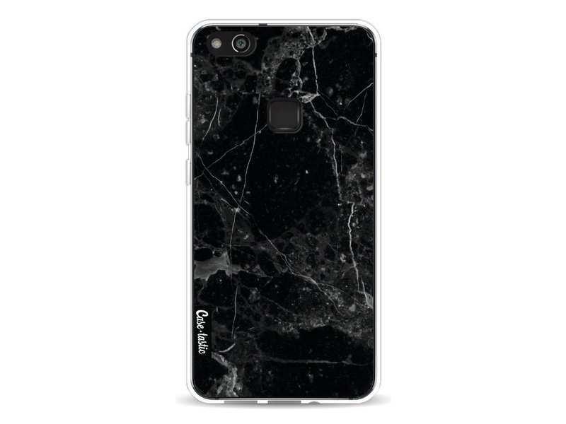 Casetastic Softcover Huawei P10 Lite - Black Marble
