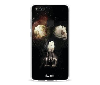 Cave Skull - Huawei P10 Lite
