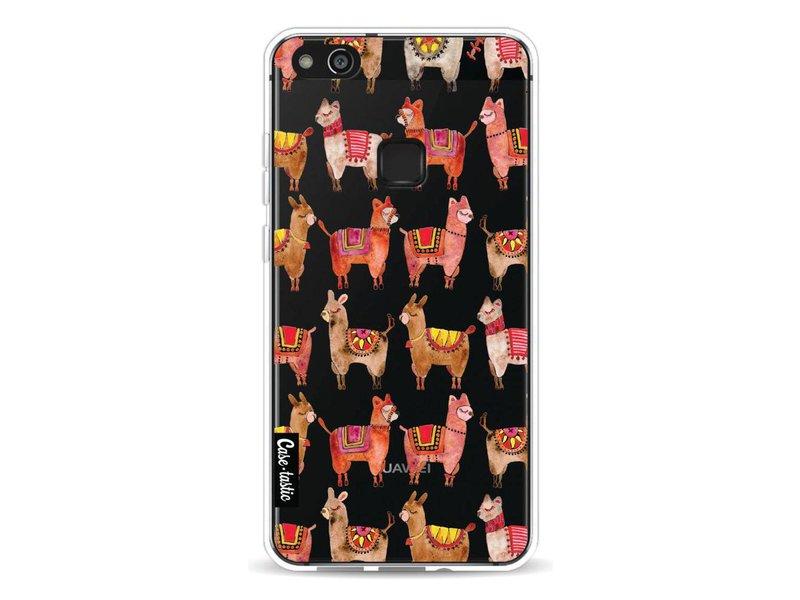 Casetastic Softcover Huawei P10 Lite - Alpacas