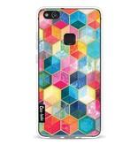 Casetastic Softcover Huawei P10 Lite - Bohemian Honeycomb