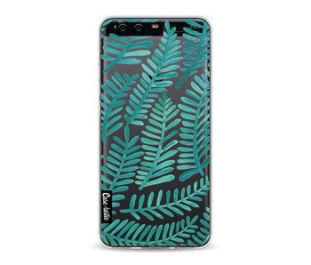 Turquoise Fronds - Huawei P10